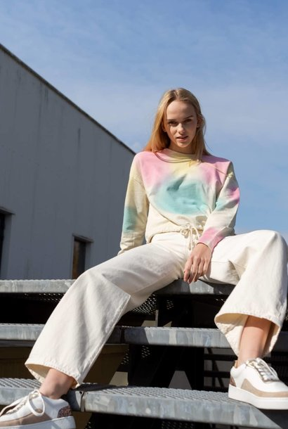 ONLY multicolore sweat-shirt