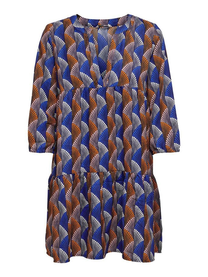 ONLY printed dress-2
