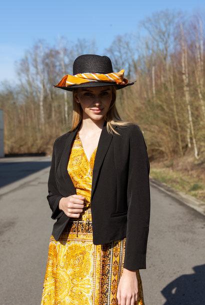 LTC queeny blazer noir
