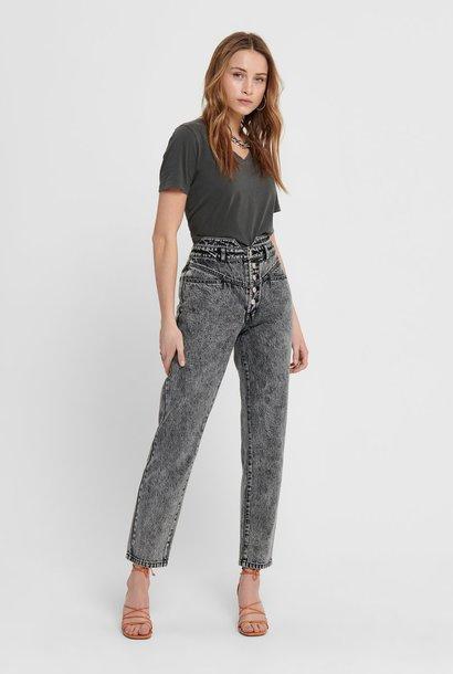 PEPITES only jeans droit année 80