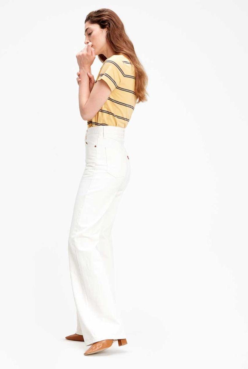 LEVIS ribcage wide leg jeans-3