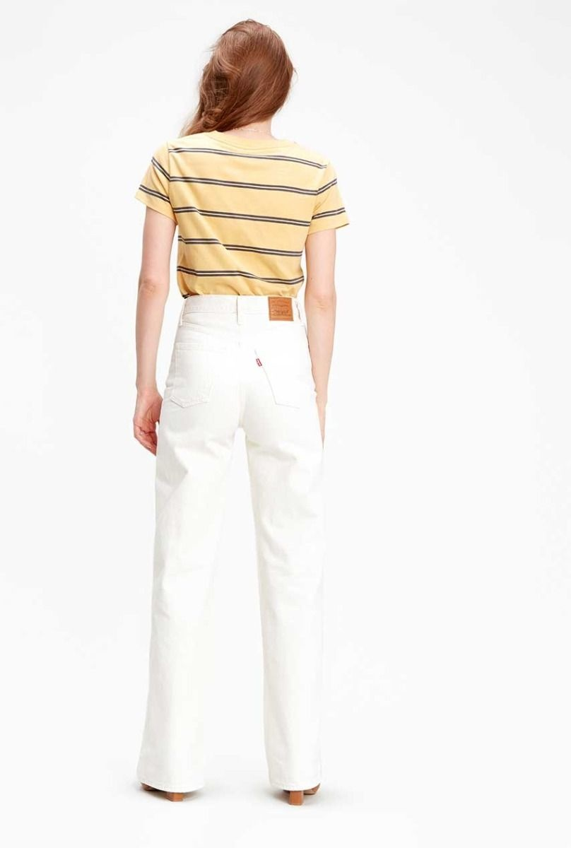 LEVIS ribcage wide leg jeans-4