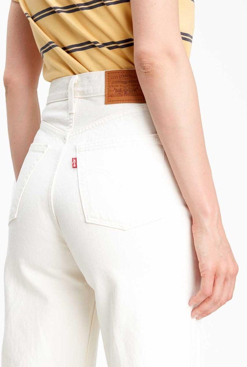 LEVIS ribcage wide leg jeans-5