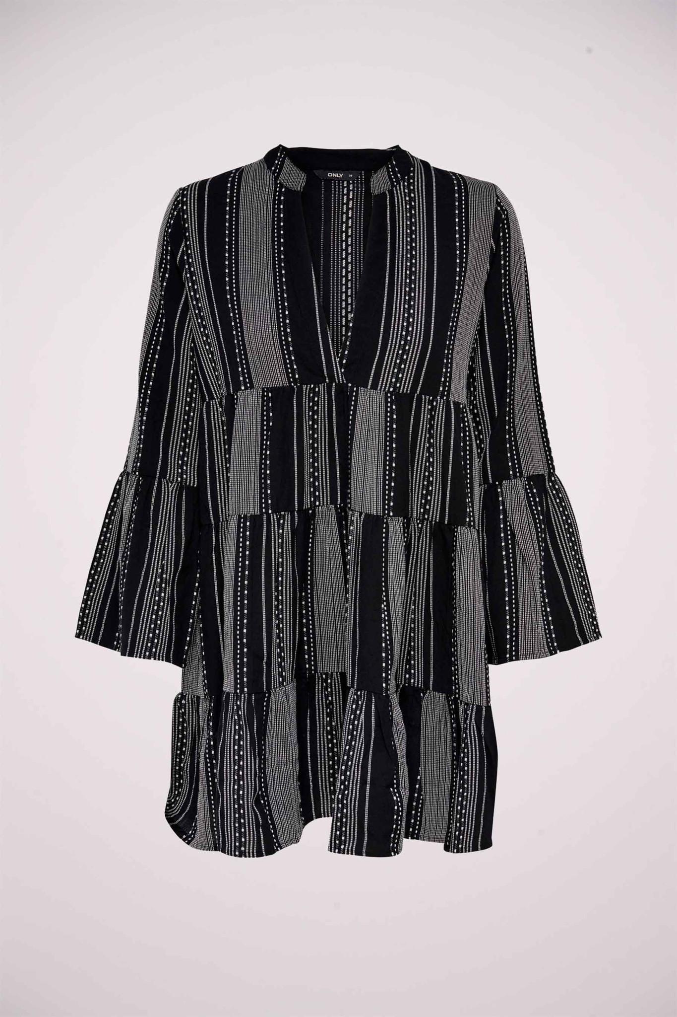 PEPITES only robe noir-1