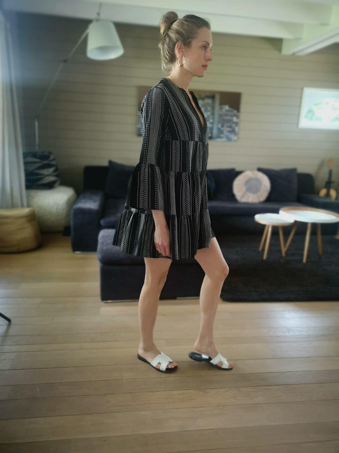 PEPITES only robe noir-6