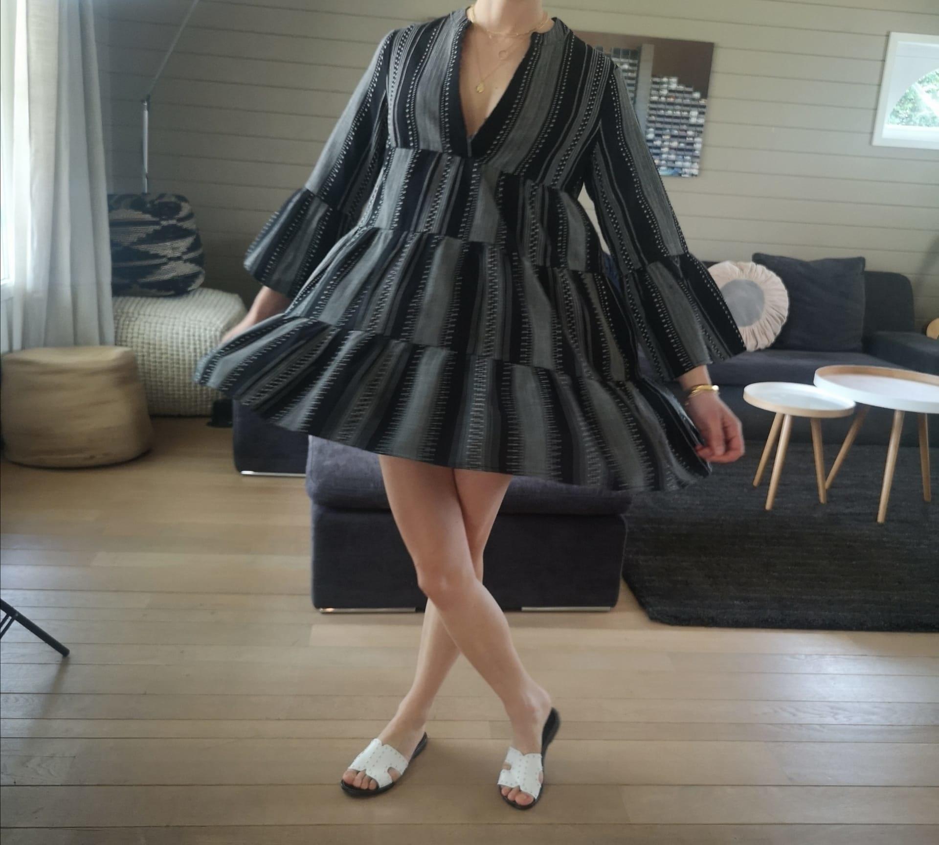 PEPITES only robe noir-7
