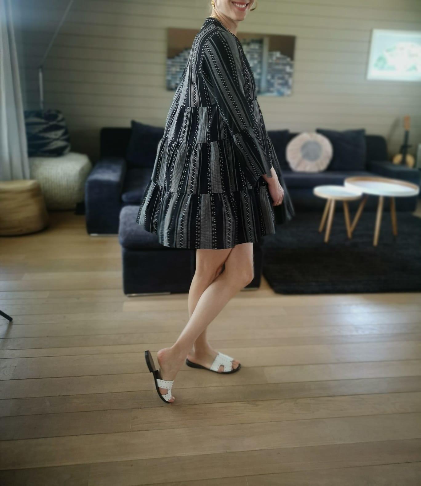 PEPITES only robe noir-8