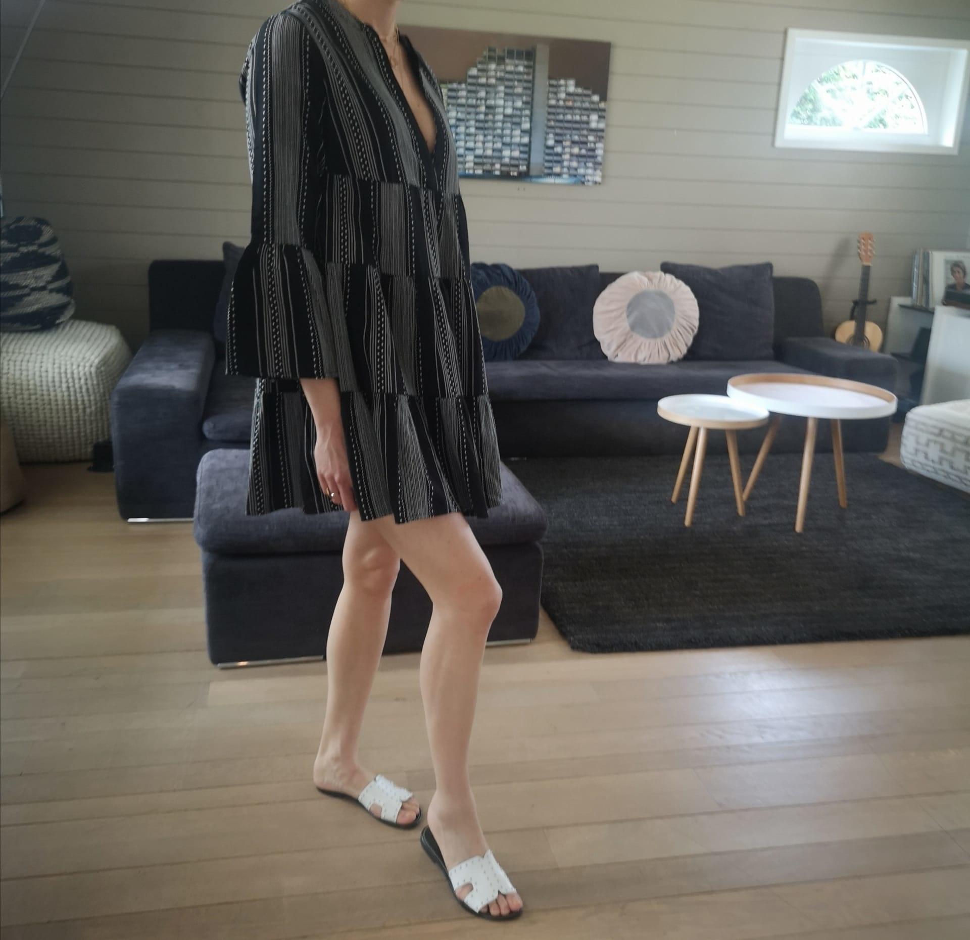 PEPITES only robe noir-9