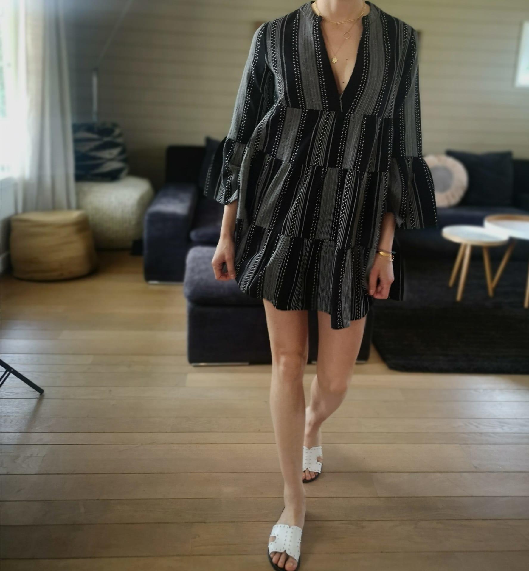 PEPITES only robe noir-5