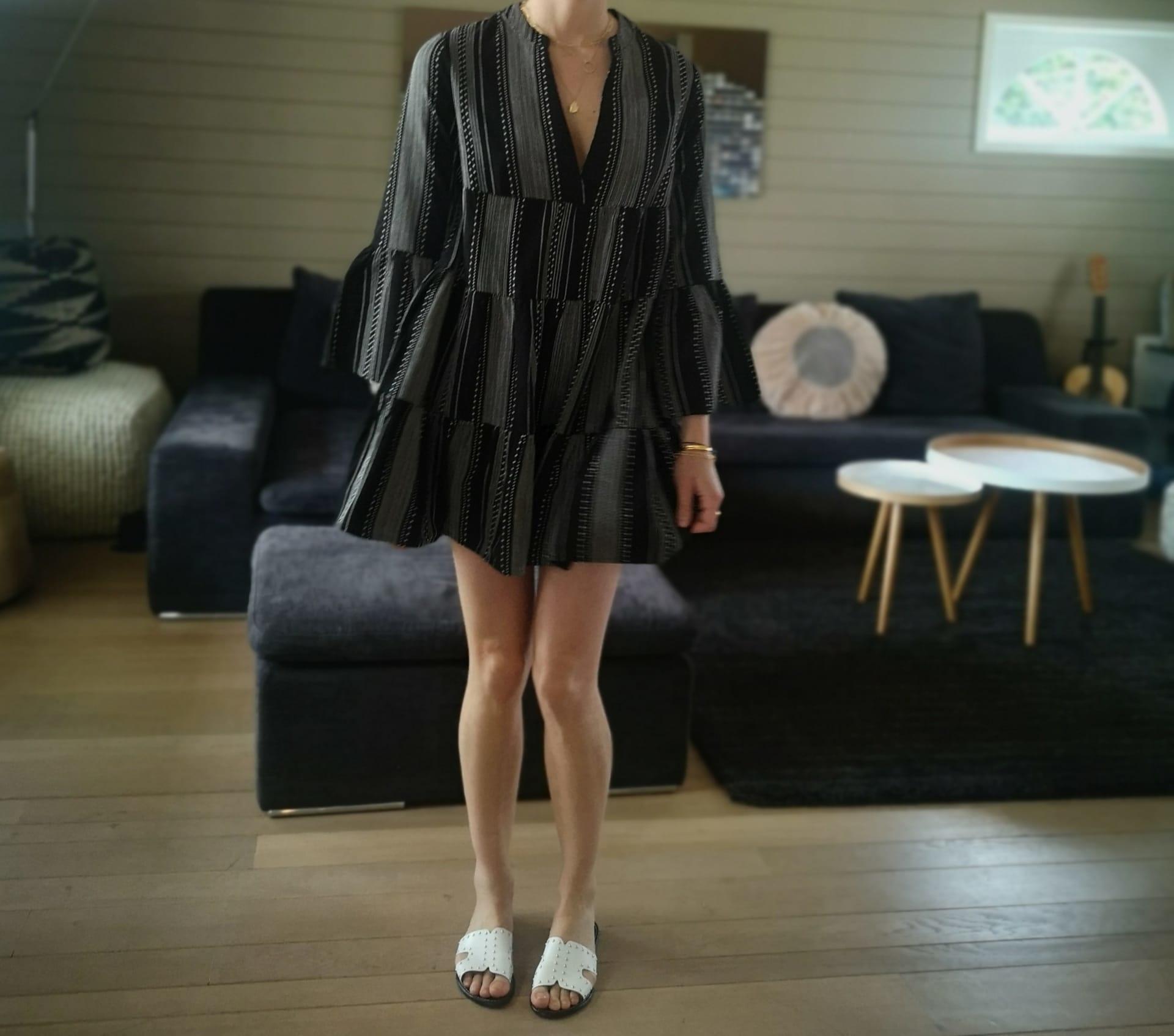 PEPITES only robe noir-3