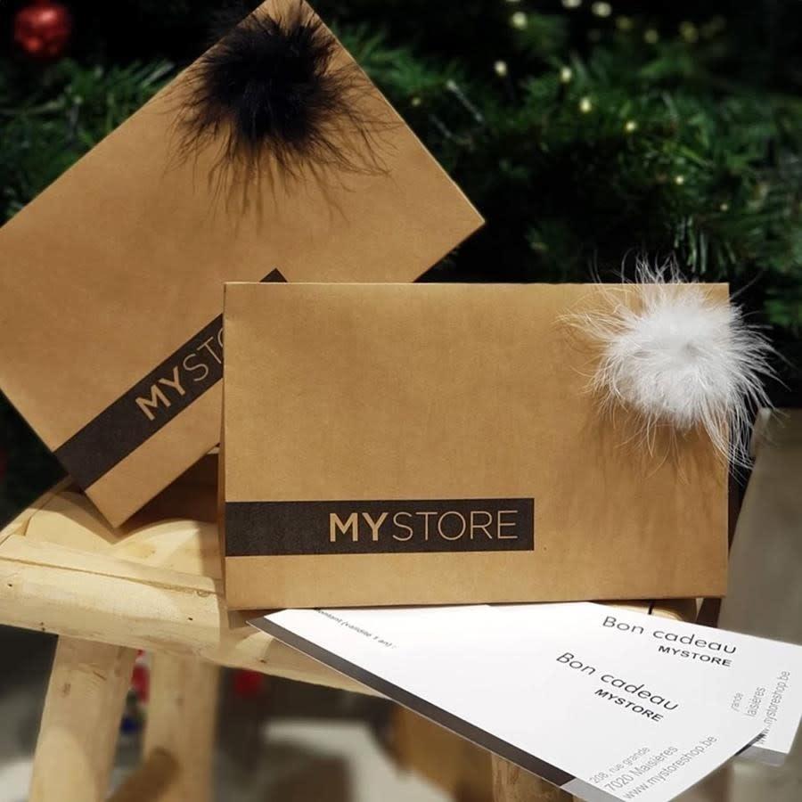 Chèque Cadeau MYSTORE-1