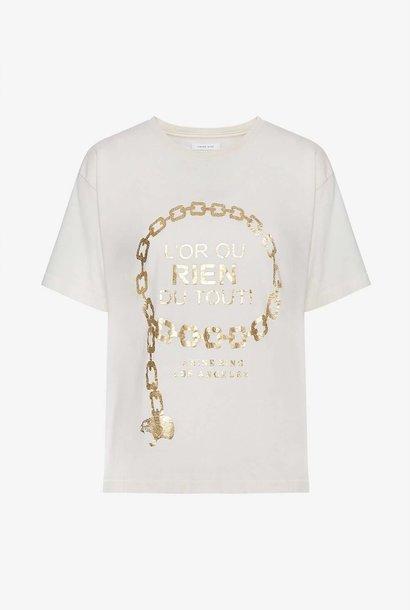 ANINE BING t-shirt ringo goldie