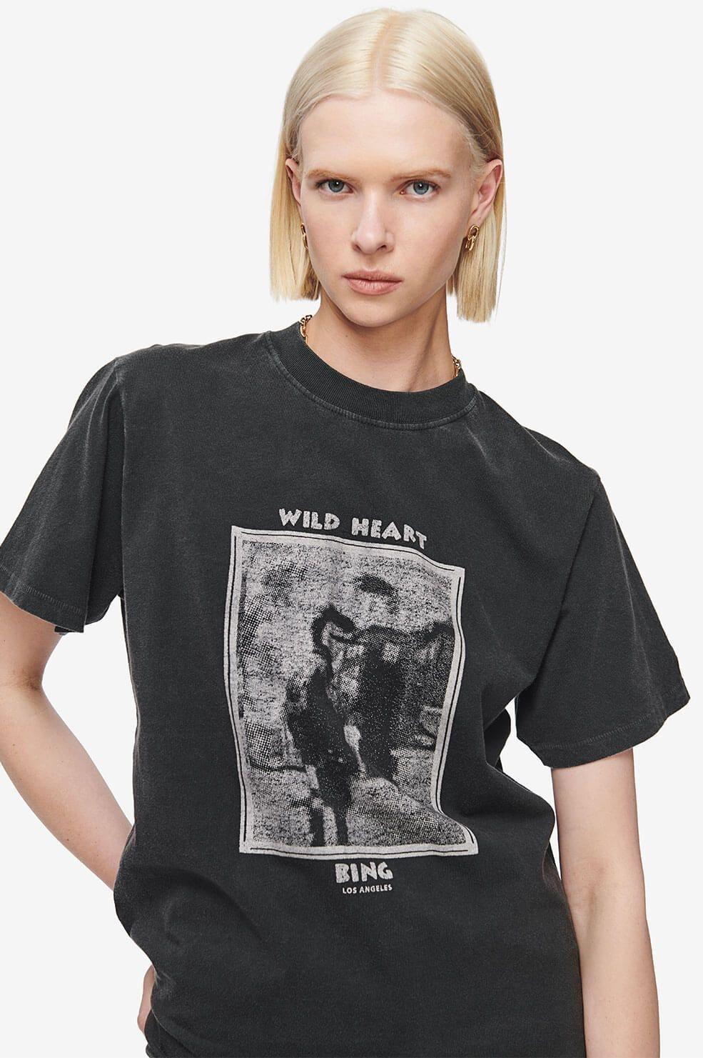 ANINE BING t-shirt mohawk-3