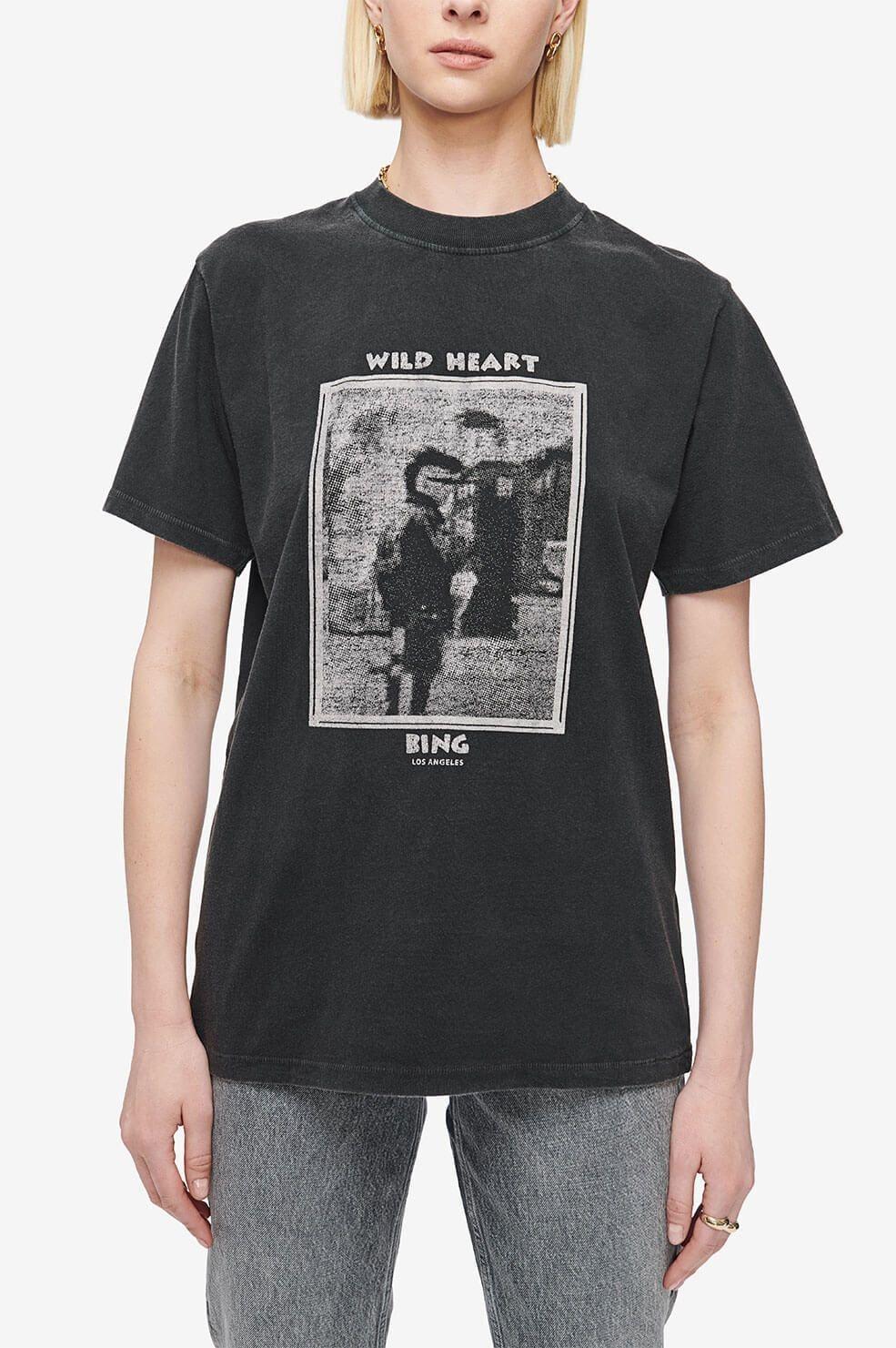 ANINE BING t-shirt mohawk-5