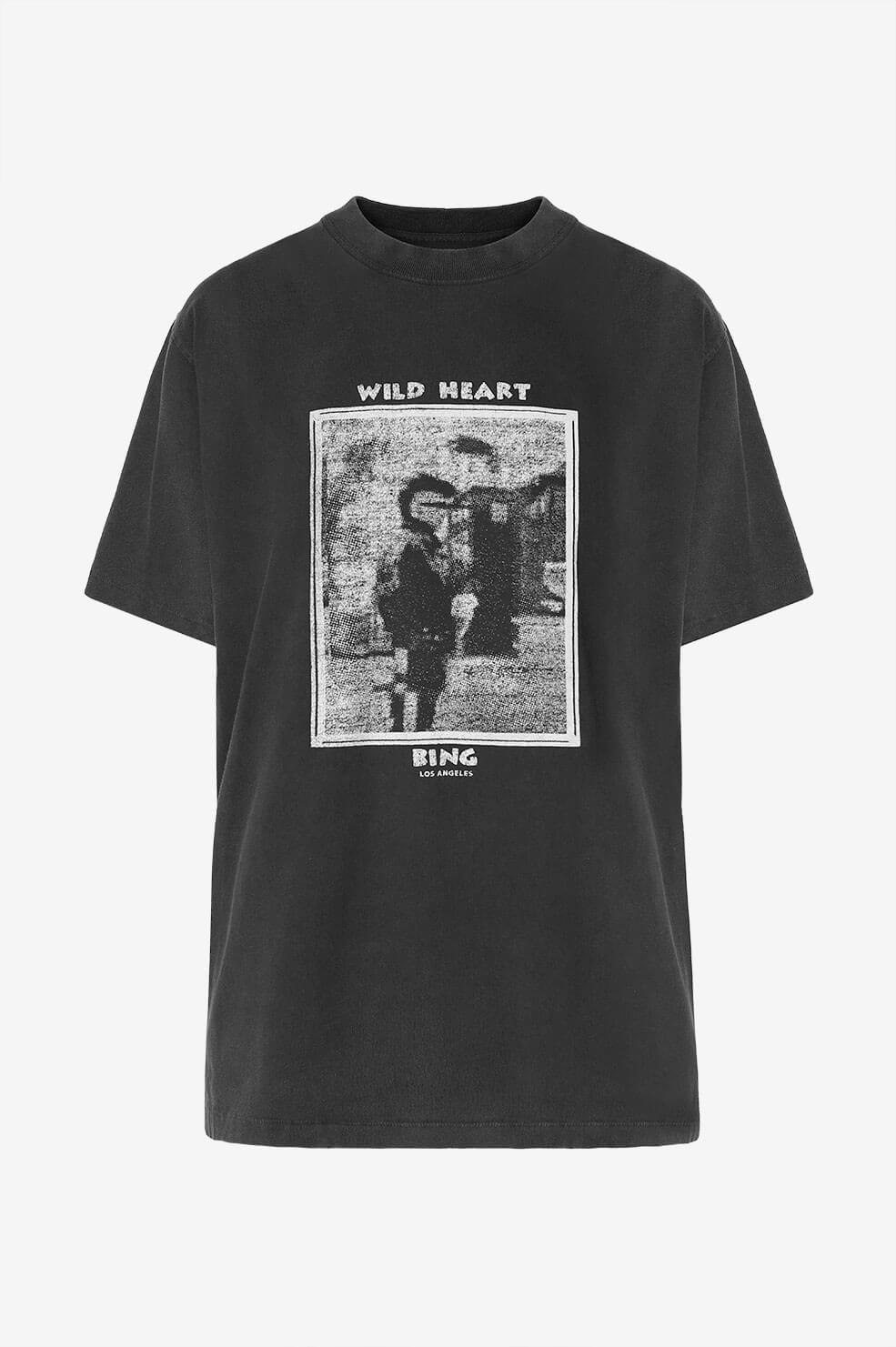 ANINE BING t-shirt mohawk-1