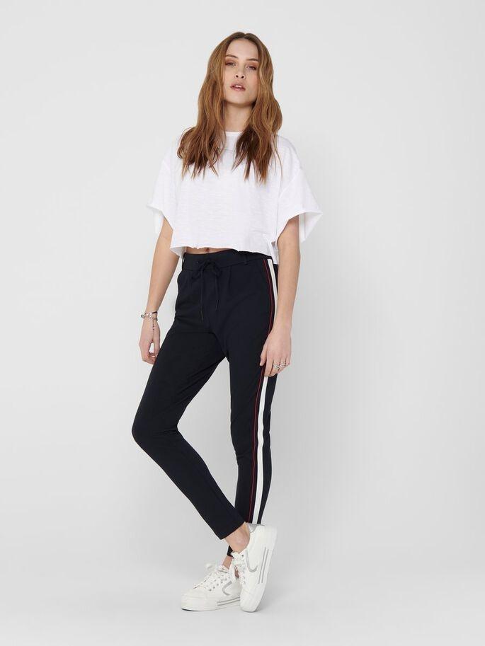 ONLY poptrash plis pantalon-5
