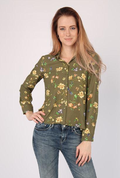 PEPITES only blouse imprimé