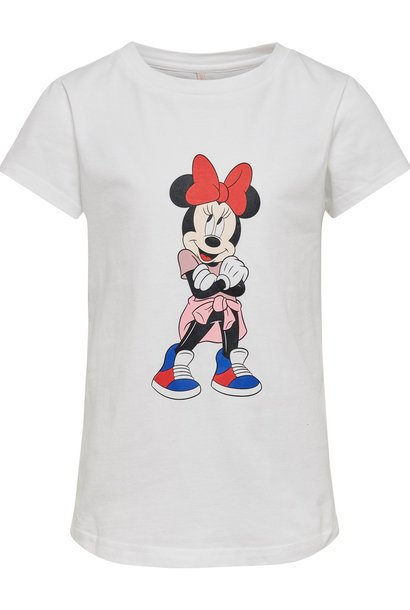 ONLY t-shirt minnie