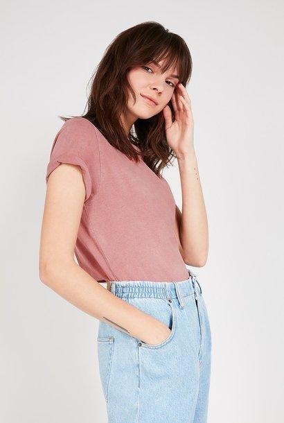 AMERICAN VINTAGE  t shirt vegiflower