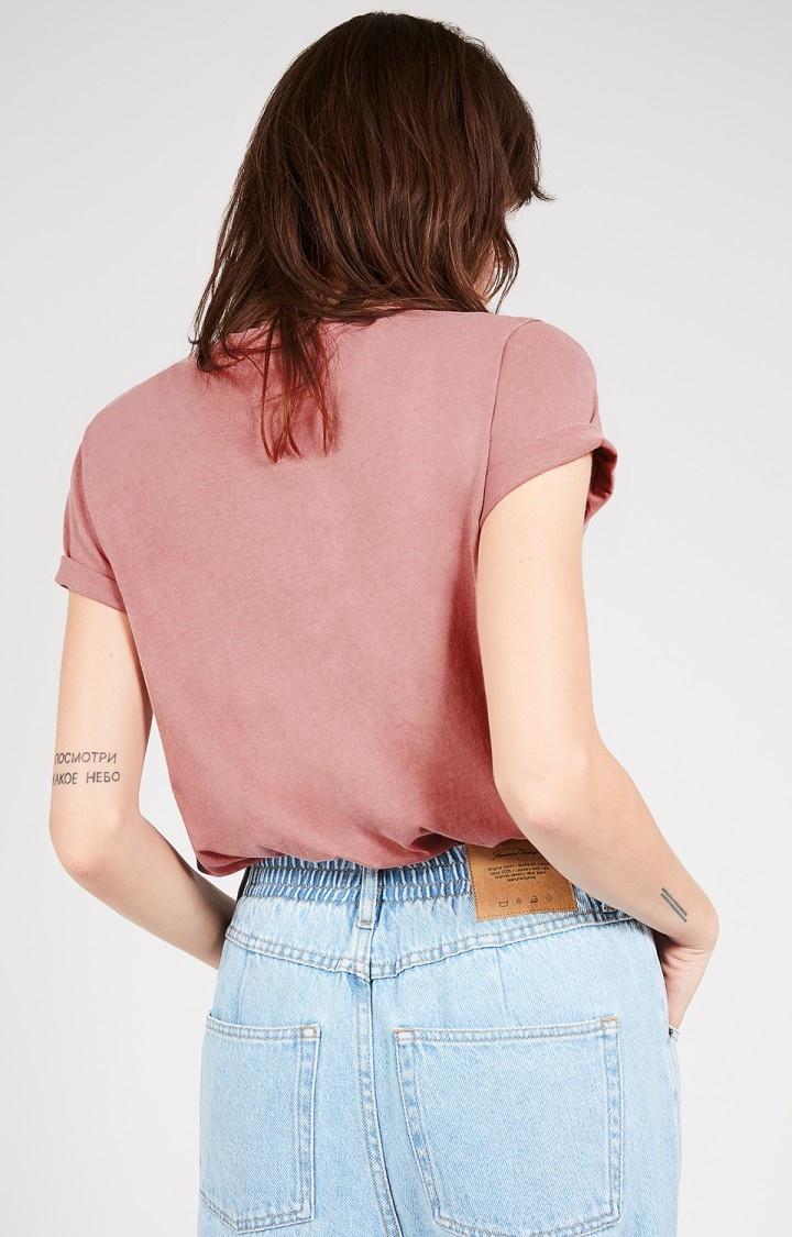 AMERICAN VINTAGE  t shirt vegiflower-2