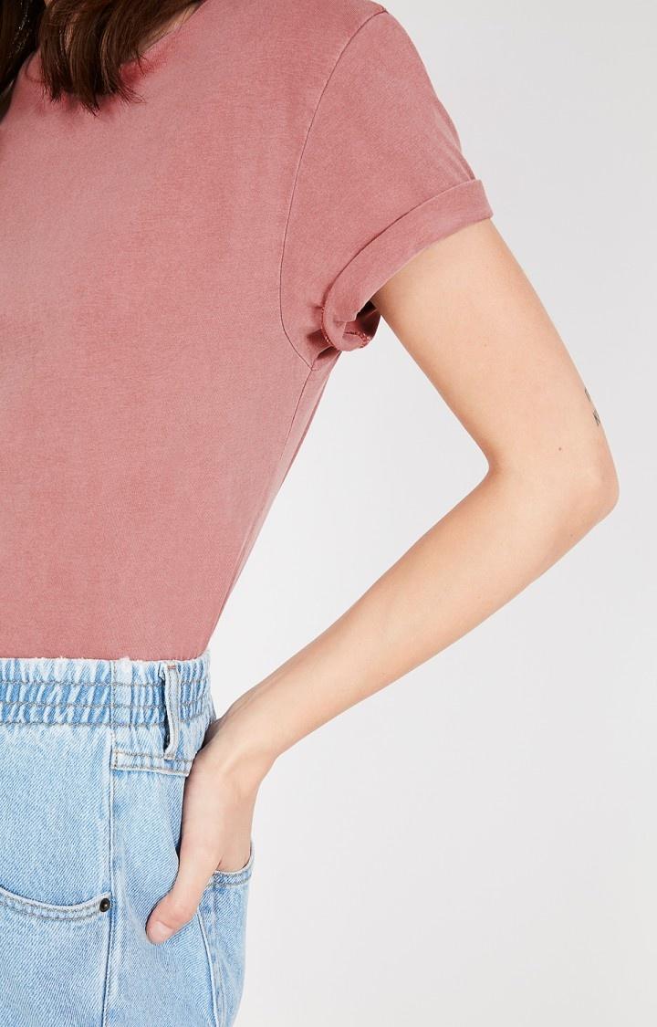 AMERICAN VINTAGE  t shirt vegiflower-3