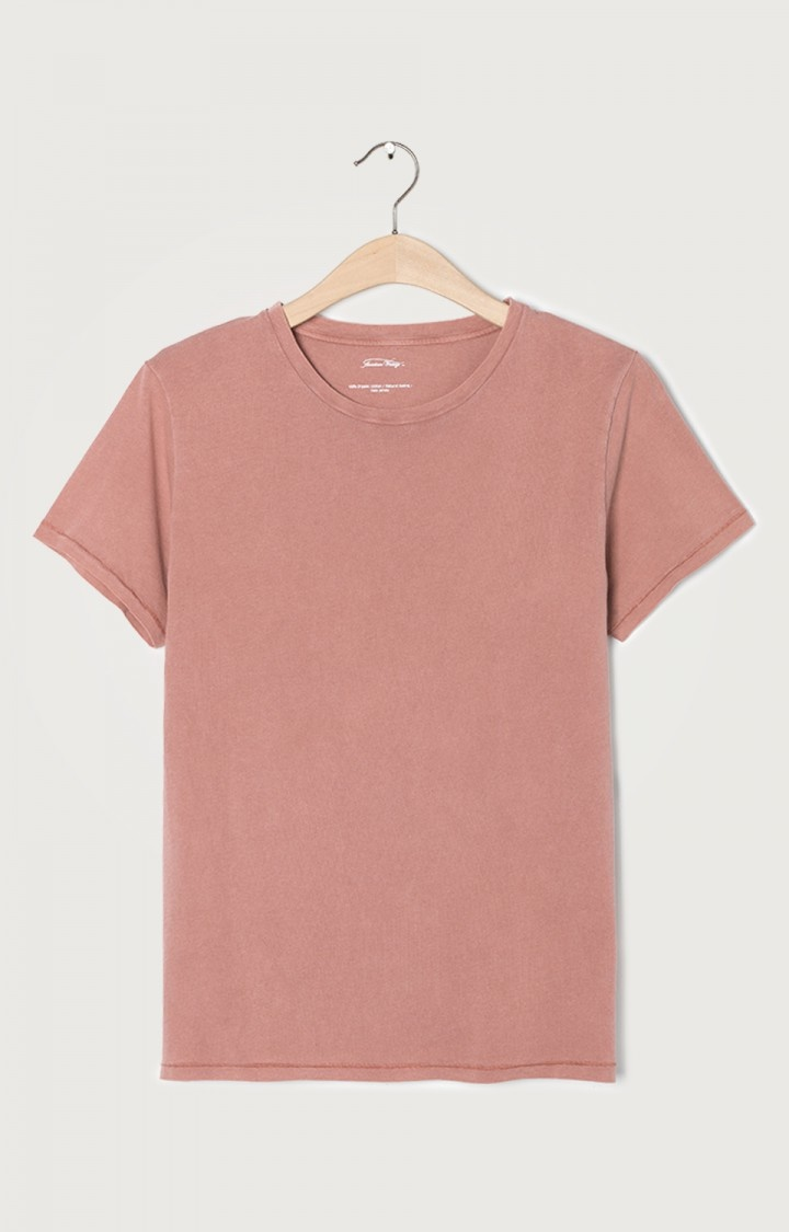 AMERICAN VINTAGE  t shirt vegiflower-4