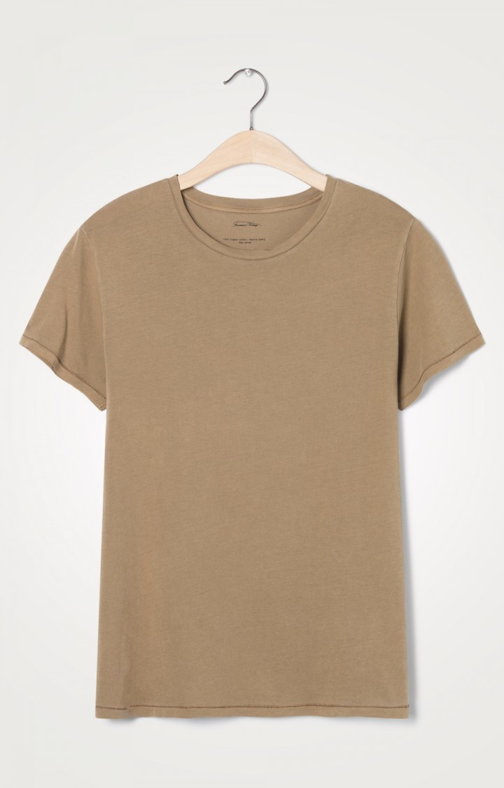 AMERICAN VINTAGE  t shirt vegiflower-8