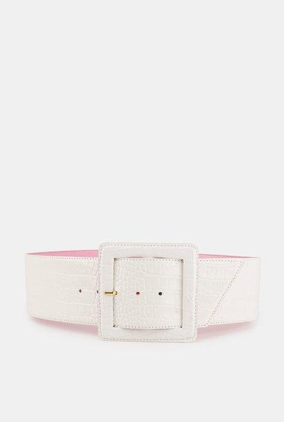 ESSENTIEL ceinture de taille en cuir