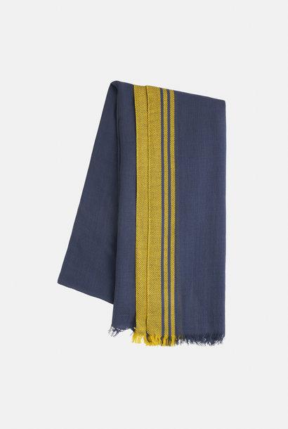SANDWICH foulard rayures