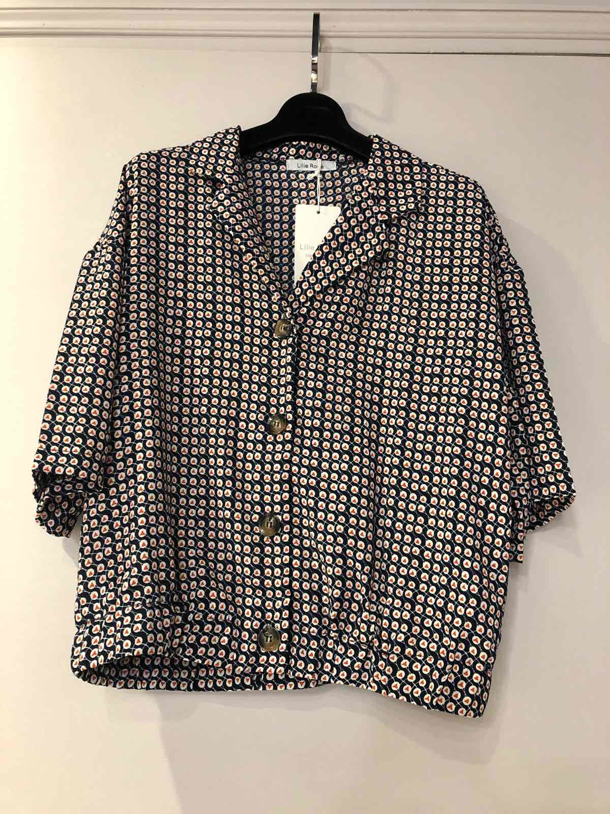 PEPITES chemise anna-7