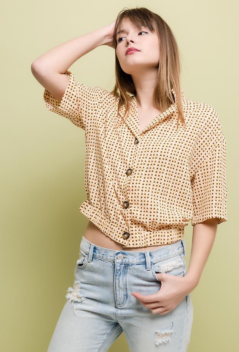 PEPITES chemise anna-1