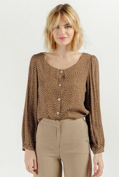 PEPITES blouse aurelie