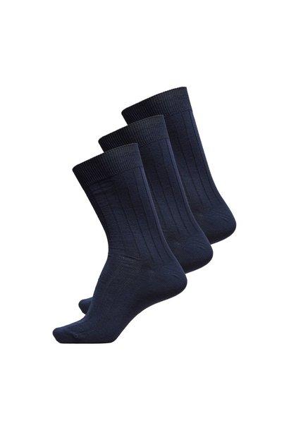 SELECTED lot de 3 chaussettes