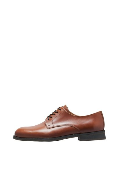 SELECTED cuir chaussures derby