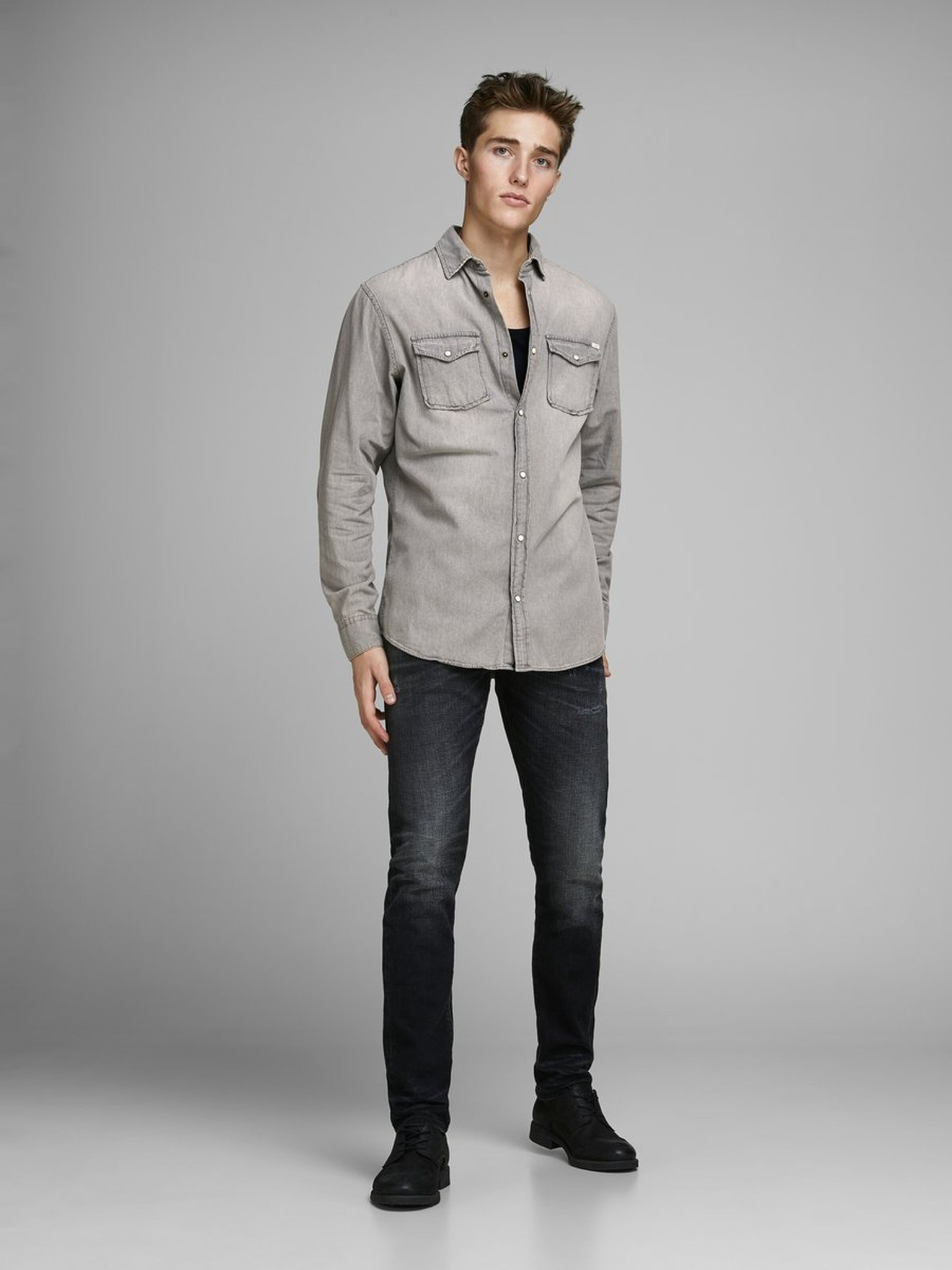 JACK & JONES indispensable chemise-3