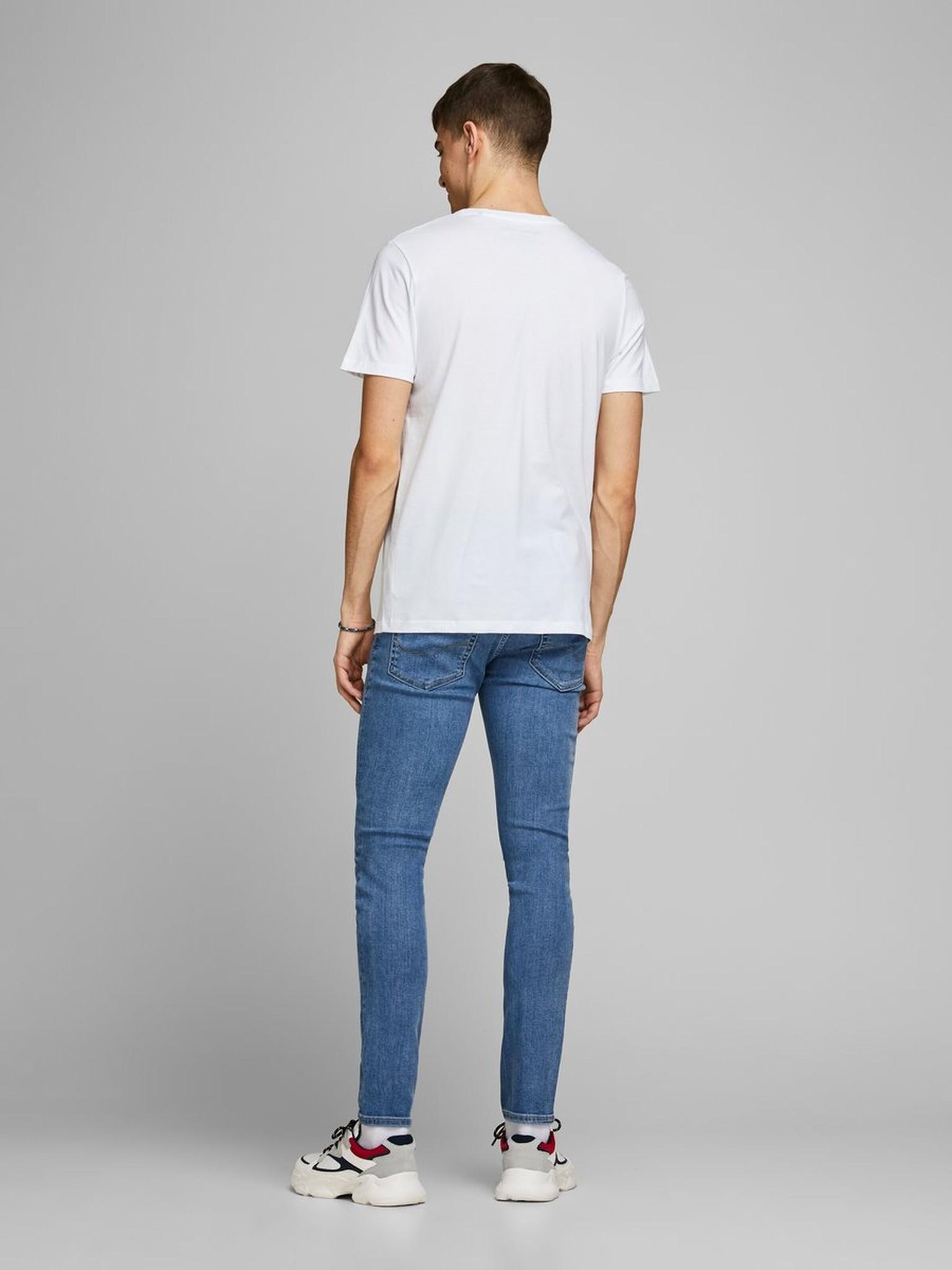 JACK & JONES coton biologique t shirt-3