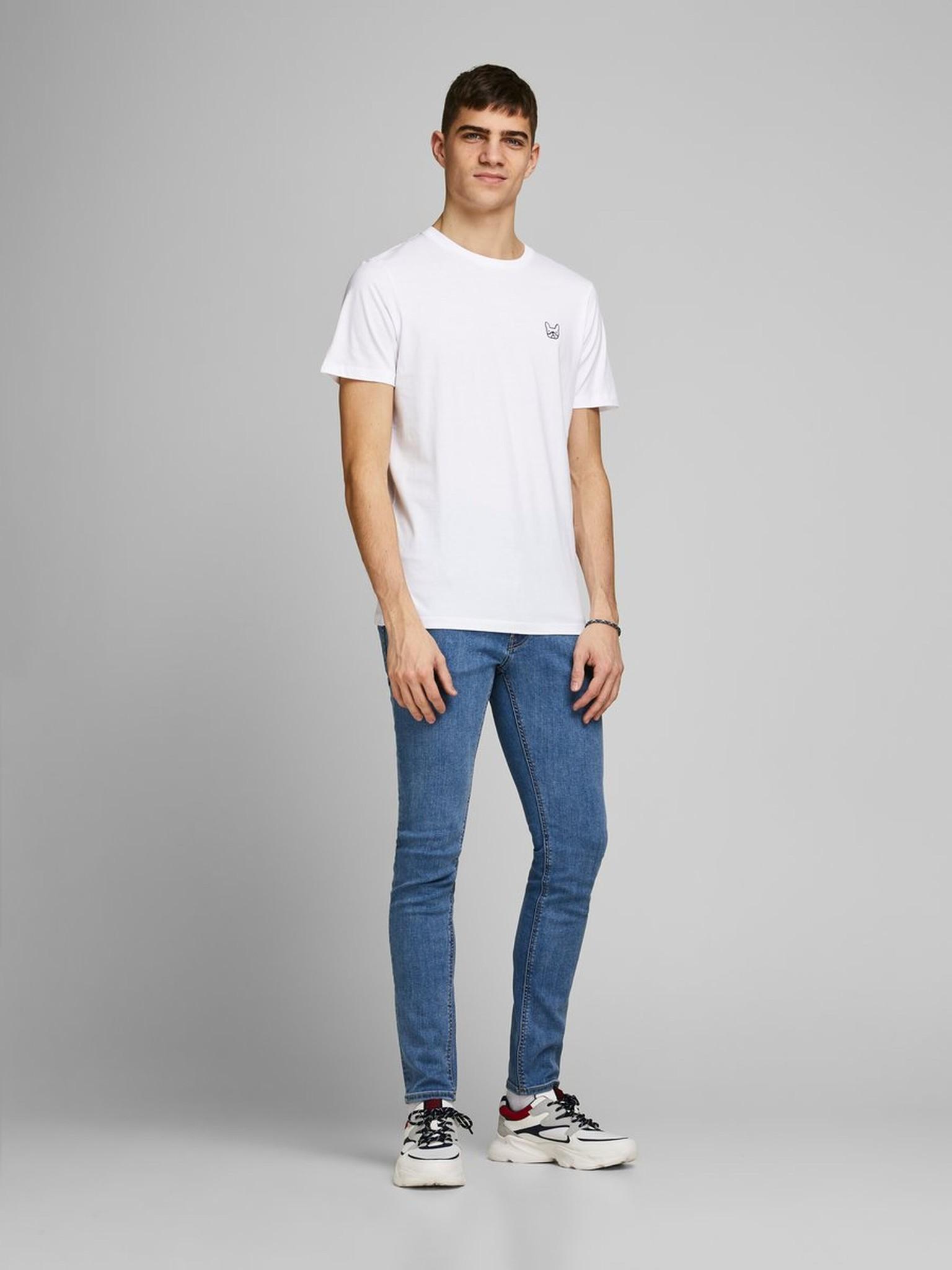 JACK & JONES coton biologique t shirt-4