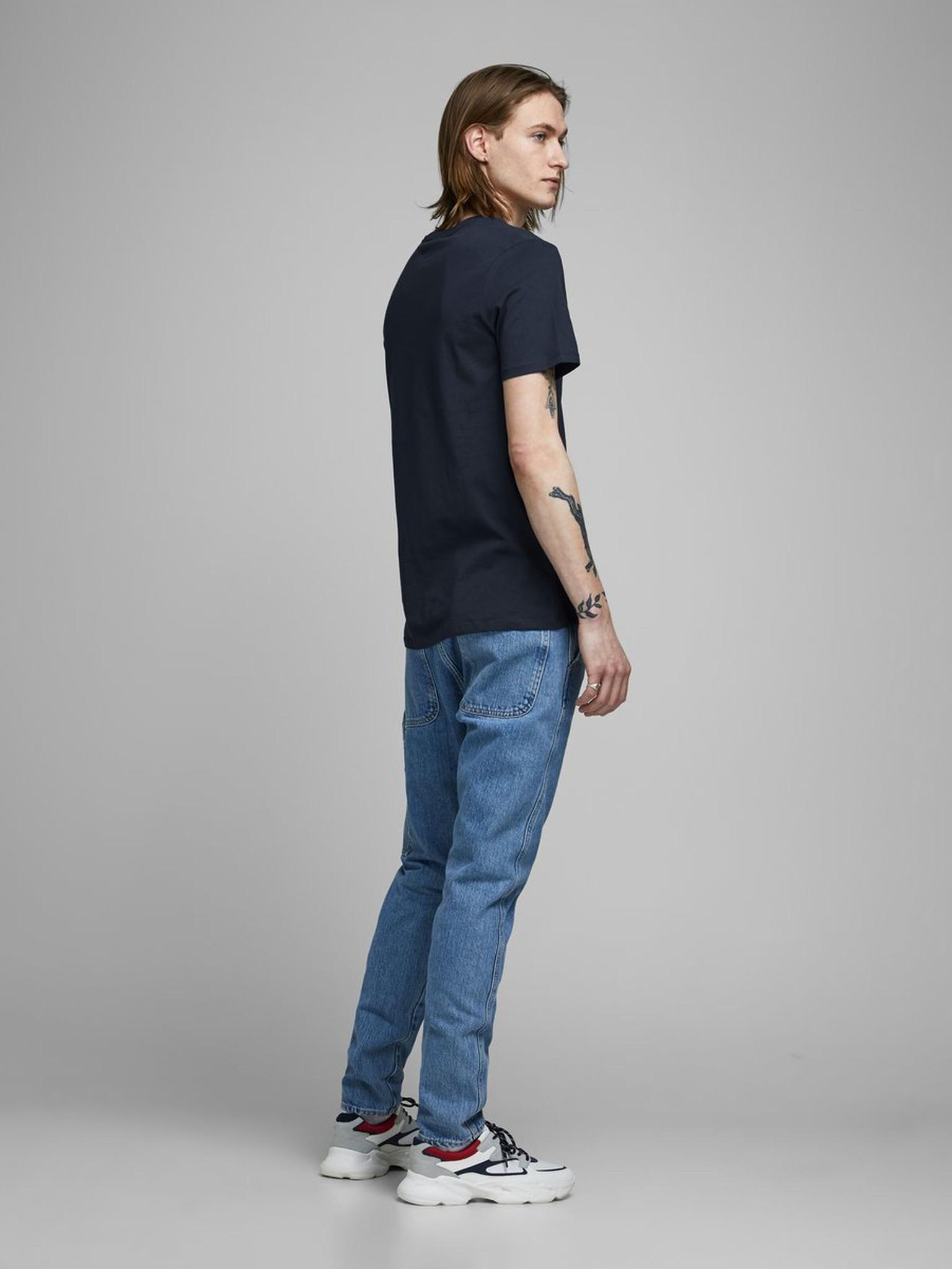 JACK & JONES coton biologique t shirt-6