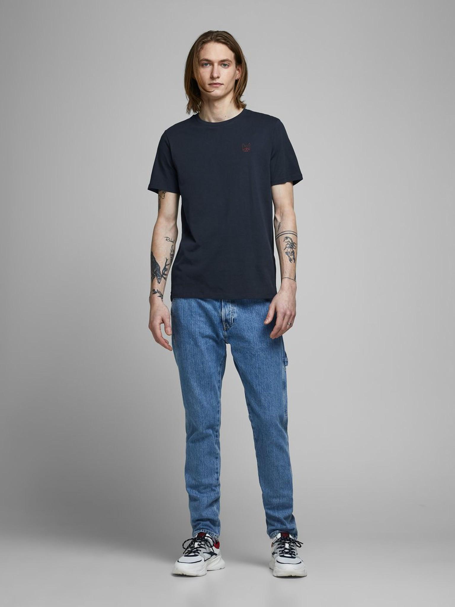 JACK & JONES coton biologique t shirt-7