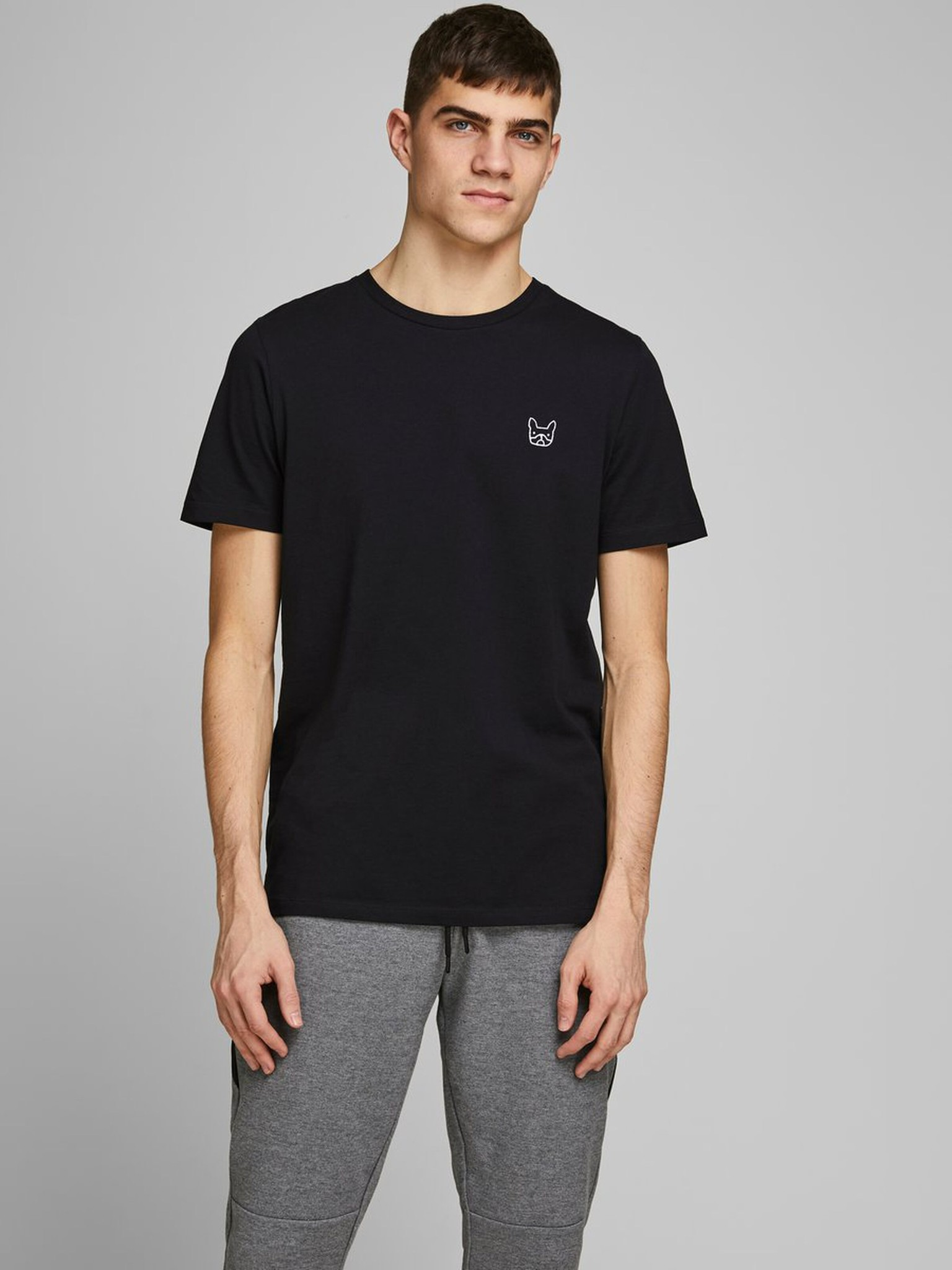 JACK & JONES coton biologique t shirt-8