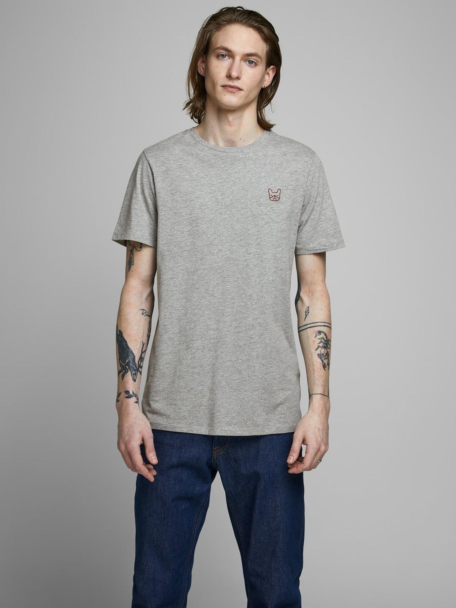 JACK & JONES coton biologique t shirt-11