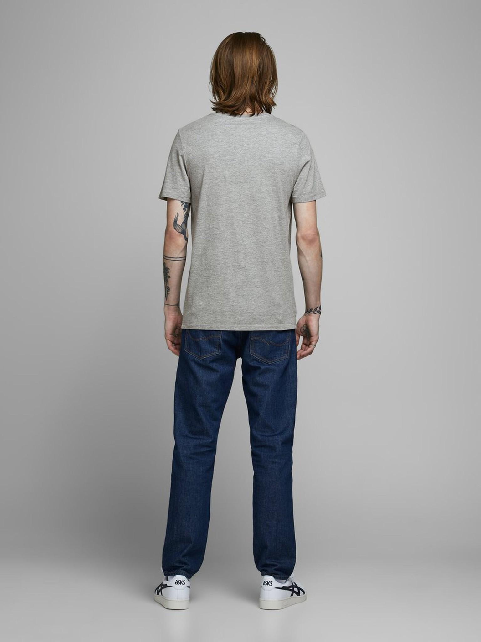 JACK & JONES coton biologique t shirt-12
