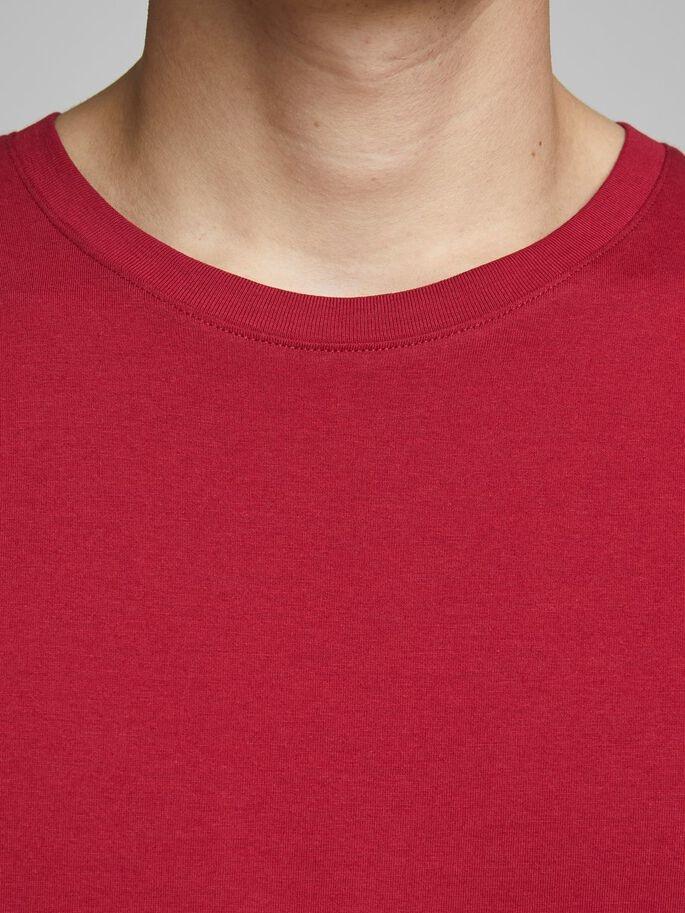 JACK & JONES t-shirt coton biologique-3