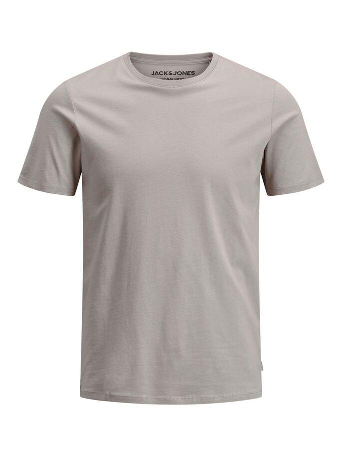 JACK & JONES t-shirt coton biologique-4