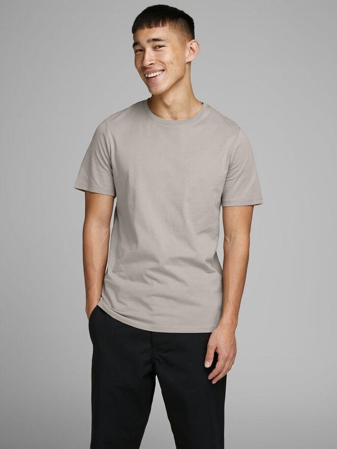 JACK & JONES t-shirt coton biologique-6