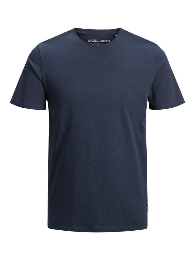 JACK & JONES t-shirt coton biologique-9