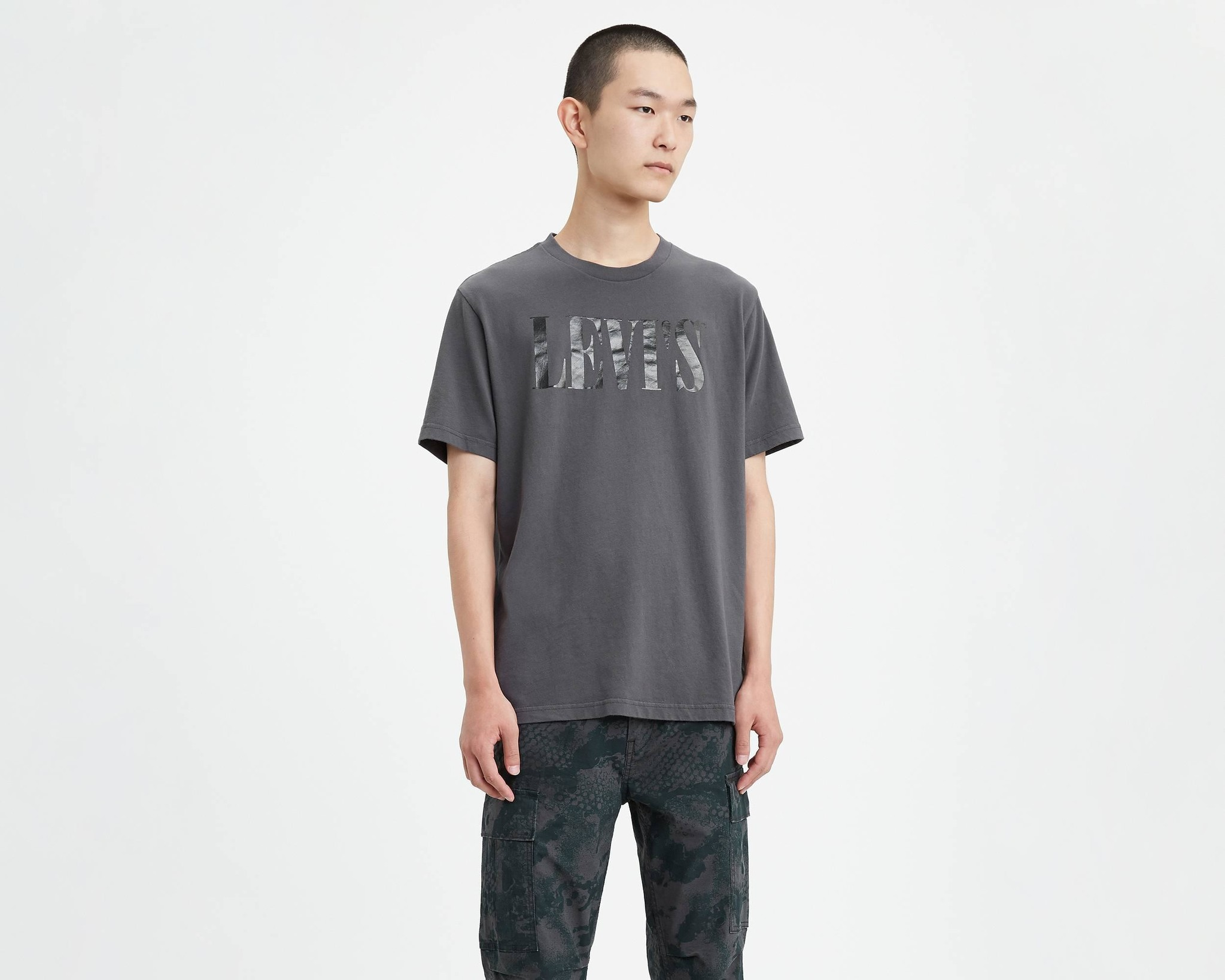 LEVIS relaxed graphic tee-2