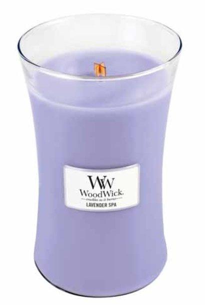WOOD WICK grande lavande relaxante