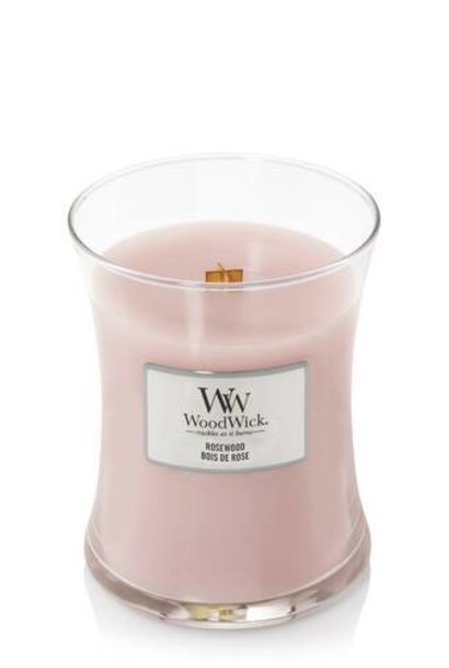 WOOD WICK medium bois de rose