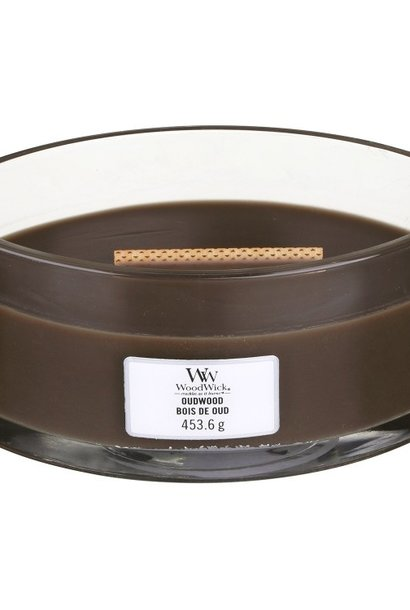 WOOD WICK ellipse bois de oud
